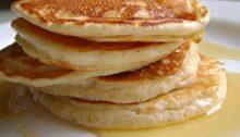 Ricetta delle Pancakes Americane