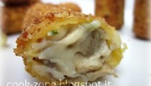 Cannelloni ripieni finger food