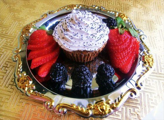muffin-alle-mandorle-senza-la-farina