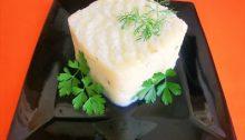 Purè di rapa bianca e patate