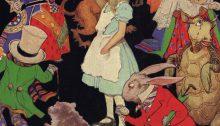Le ricette di Alice in the Wonderland