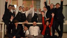 Una ricetta dello chef Niko Romito, tre stelle Michelin