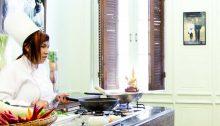 Scuola di cucina al Blue Elephant. Lezione seconda: ' Dried herbs and spices'